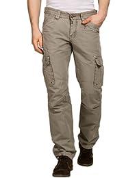 Timezone Herren Hose Normaler Bund BenitoTZ cargo pants 26-0297