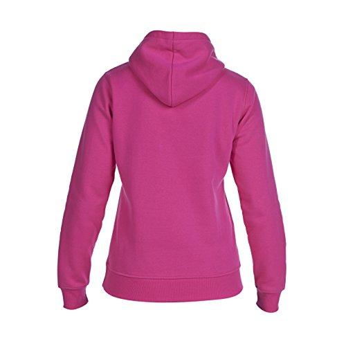 Canterbury Classics Sweatshirt à capuche rouge - Violet