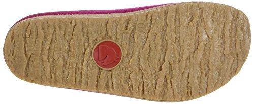 Haflinger - Grizzly Torben, Scarpe da ginnastica Unisex – Adulto Rot (Port)