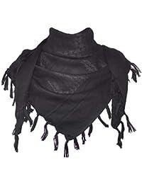 MiaoMa más grueso al aire libre 100% algodón Militar táctica Shemagh desierto Kufiyya pañuelo Wrap