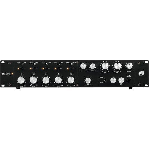 OMNITRONIC RRM-502 5-Kanal - Mixer Rotary