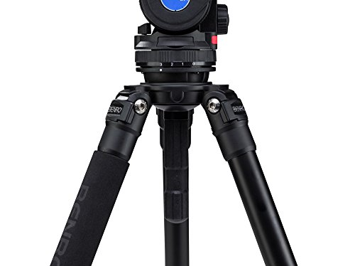 Top Benro BV6 Video Carbon Fibre Tripod Kit on Amazon