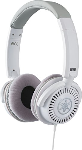 Yamaha HPH-150WH - Auriculares, color blanco