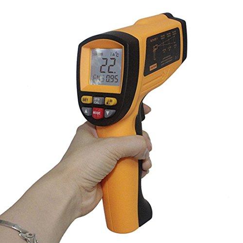 Digital Infrarot Thermometer GM1150A Infrarot Nicht Kontakt Sensor Thermometer Industrial