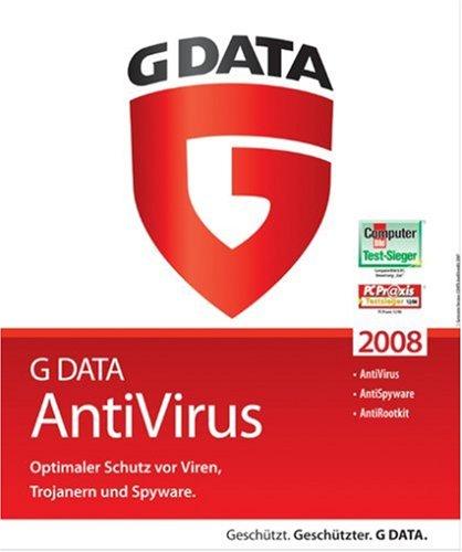 Produktbild G DATA AntiVirus 2008