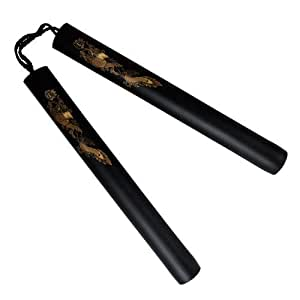 Foam Training Nunchaku With Cord