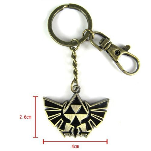 Portachiavi, motivo: Link di The Legend of Zelda