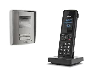 Extel Telia Interphone sans fil DECT 2 en 1