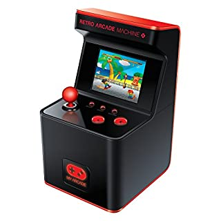 My Arcade DGUN-2593 Portable Retro Machine 16-Bit Mini Cabinet Game