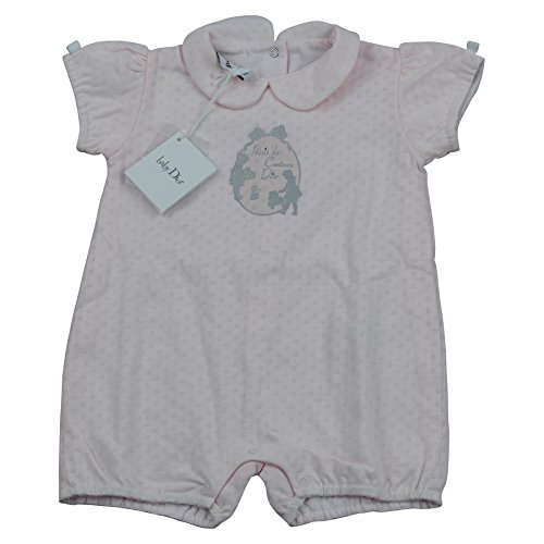 christian-dior-dior-bebe-bebe-fille-grenouillere-rose-sz-3-m-bnwt