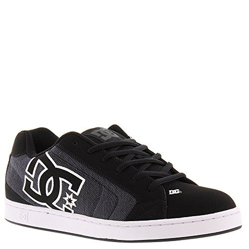DC Net - Sneakers da uomo Black Dark