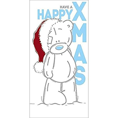 Me To You Christmas Tatty Teddy Have A Happy Xmas Money Wallet Gift Card