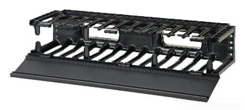 panduit-nmf2-horizontal-cable-manager-black-by-panduit