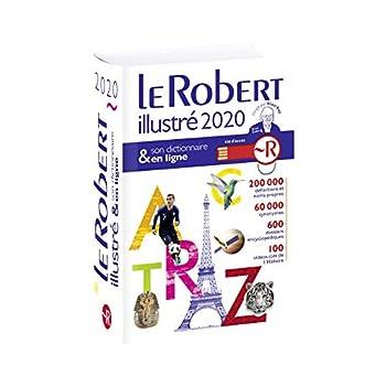 Le Robert illustré 2020 et son dictionnaire en ligne