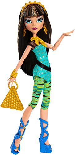 Image of Monster High DVH24 Cleo De Nile Doll