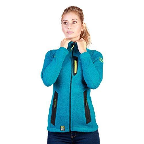 Geographical Norway Tazzera_woman Sweat-Shirt Femme Bleu