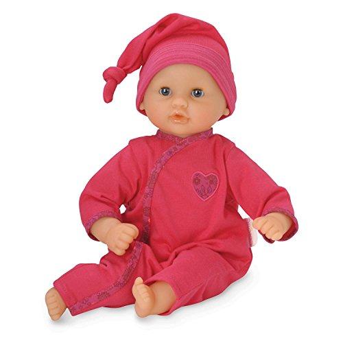 Corolle Y7395 - Babypuppe Calin mit Mütze, Granatapfel in 30 cm (Corolle Baby Puppe)
