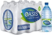 Oasis Still Water - 500ml (Pack of 24)