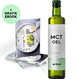 MCT Oil Huile ACTIVEVITAL Neutre 500ml C8 C10 Bulletproof Coffee Base D'Huile De Coco Pure