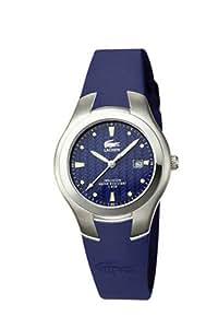 Lacoste - 3510L 28 - Montre Femme - Quartz Analogique - Bracelet Silicone Bleu
