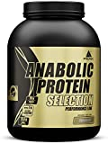 PEAK Anabolic Protein Selection - 1800g Dose - Protein Matrix aus Soja Protein & Whey Protein - Geschmack: Chocolate