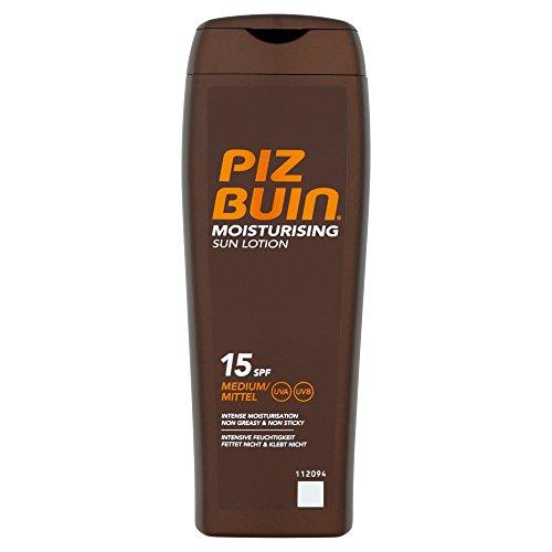 Piz Buin In Sun Moisture SPF15 Loción Solar - 200 ml
