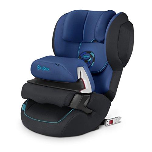 Preisvergleich Produktbild CYBEX GOLD Juno 2-fix, Autositz Gruppe 1 (9-18 kg), Kollektion 2015, True Blue