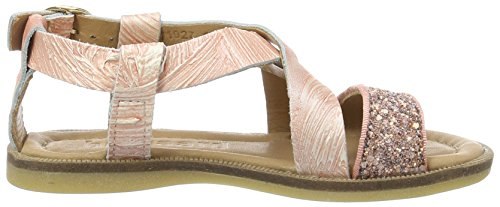 Bisgaard Sandalen, Sandales  Bout ouvert fille Rot (906 Red)