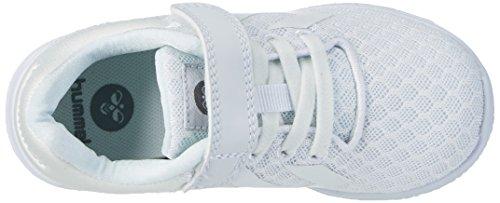 Hummel Actus Tonal, Chaussures de Fitness Mixte Enfant Blanc (White)