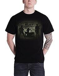 Muse - Camiseta - Manga corta - Hombre