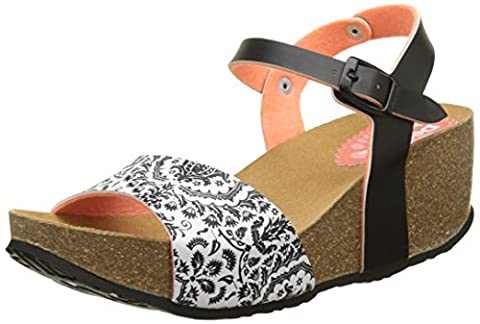 Chaussures Desigual - Desigual Bio7 Save Queen, Sandales Bride Arriere