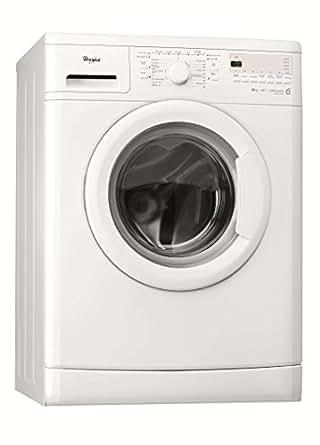Whirlpool AWOD 2829 Autonome Charge avant 8kg 1200tr/min A++ Blanc machine à laver - machines à laver (Autonome, Charge avant, Blanc, Gauche, Acier inoxydable, 54 L)