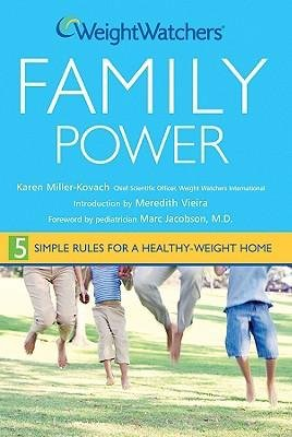 [(Weight Watchers Family Power: 5 Simple Rules for a Healthy Weight Home)] [Author: Weight Watchers] published on (December, 2005) par Weight Watchers
