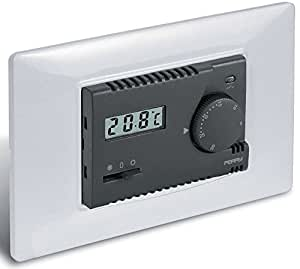 Perry 1tite313 mc termostato da incasso per caldaia nero for Fantini cosmi c48