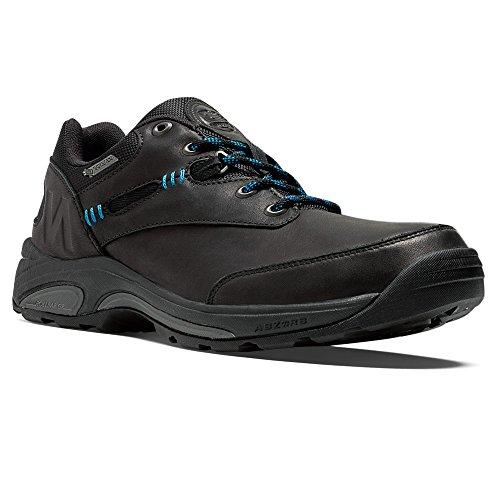 New Balance 106 Large Cuir Chaussure de Marche Bk