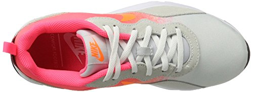 Nike 882267, Sneakers Basses Femme Multicolore (Platino / Rosa / Mayo)