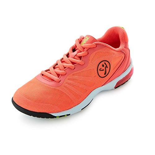Zumba Footwear Zumba Impact Pulse, Damen Fitnessschuhe, Pink (Neopulse Pink), 43 EU (8.5 UK)