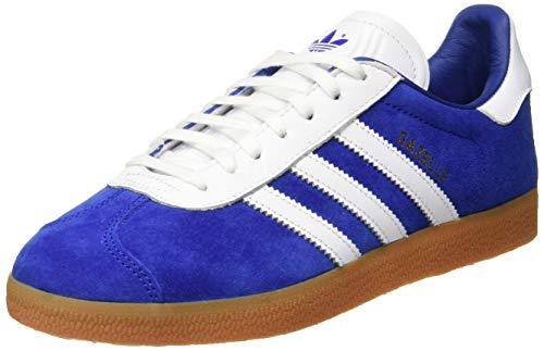 adidas Herren Gazelle Fitnessschuhe, Blau (Reauni/Ftwbla 000), 39 1/3 EU -