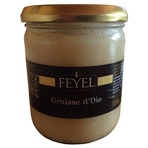 Feyel Gänsefett 320g Glas