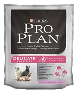 Purina Pro Plan Cat Adult Delicate Sensitive Turkey & Rice 1.5kg 1500g by Purina Pro Plan