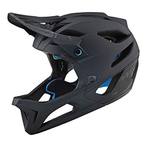 Troy Lee Designs Enduro-MTB Helm Stage MIPS Schwarz Gr. M/L