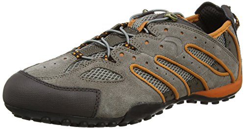 Geox UOMO SNAKE J, Baskets pour homme