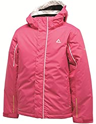 Dare2b Affable Kids Boys Girls Childrens Unisex Hooded Waterproof and Breathable Insulated Ski Jacket / Coat