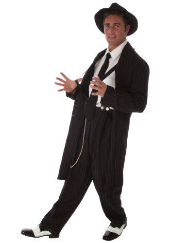 Plus Size Zoot Suit Fancy dress costume (Kostüme Suit Zoot Erwachsenen)