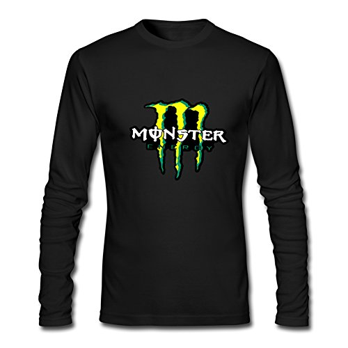 Preisvergleich Produktbild Monster Energy Printed For Mens Long Sleeves Outlet