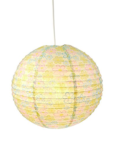 Niermann Standby Suspension boule en papier, Papier, multicolore, 40 x 40 x 40 cm