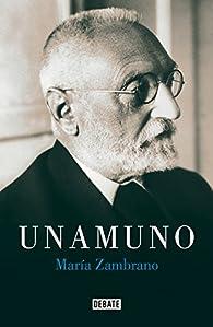 Unamuno par Maria Zambrano