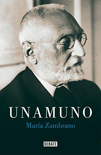 Unamuno por María Zambrano