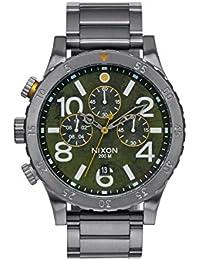 Nixon Unisex Watch 4820Analogue Quartz Stainless Steel A486/206900