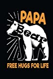 Best papa Funnies - Papa Bear: Journal for men,Funny Covers,Fathers day Gifts,Gifts Review